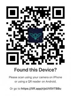 Firefly Pre-registration QR Code