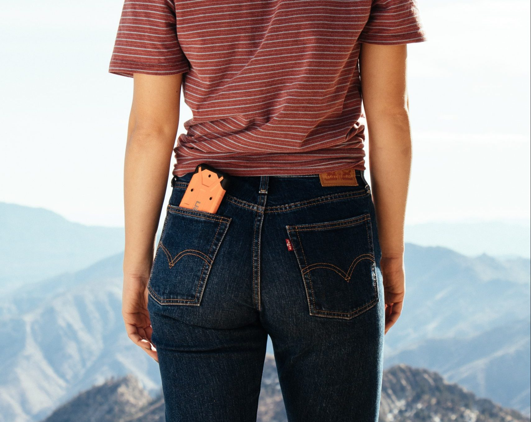 back pocket phone